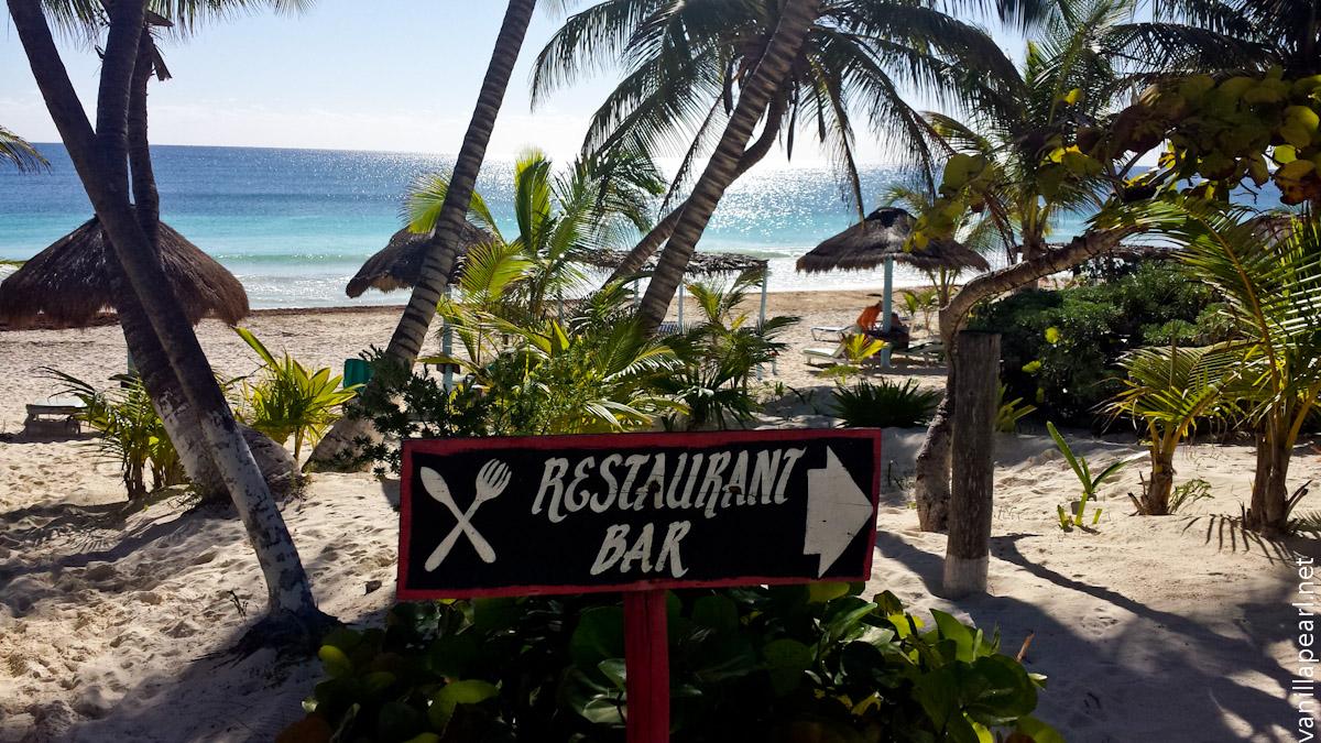 tulum beach mestizo