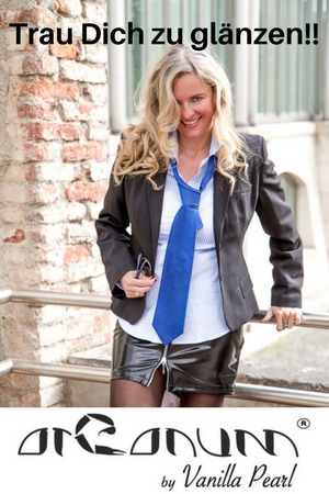 Arcanum by VanillaPearl - Glänzende Mode für ein glänzendes Leben - Trau Dich zu glänzen