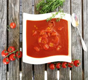 Tomatensuppe made by Christina