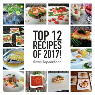 The 12 most popular recipes of 2017