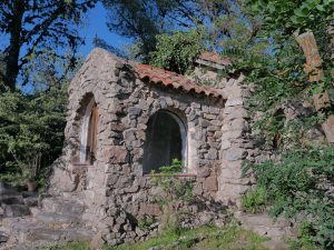 Villa with own chapel for sale in La Cumbre Cordoba Argentina
