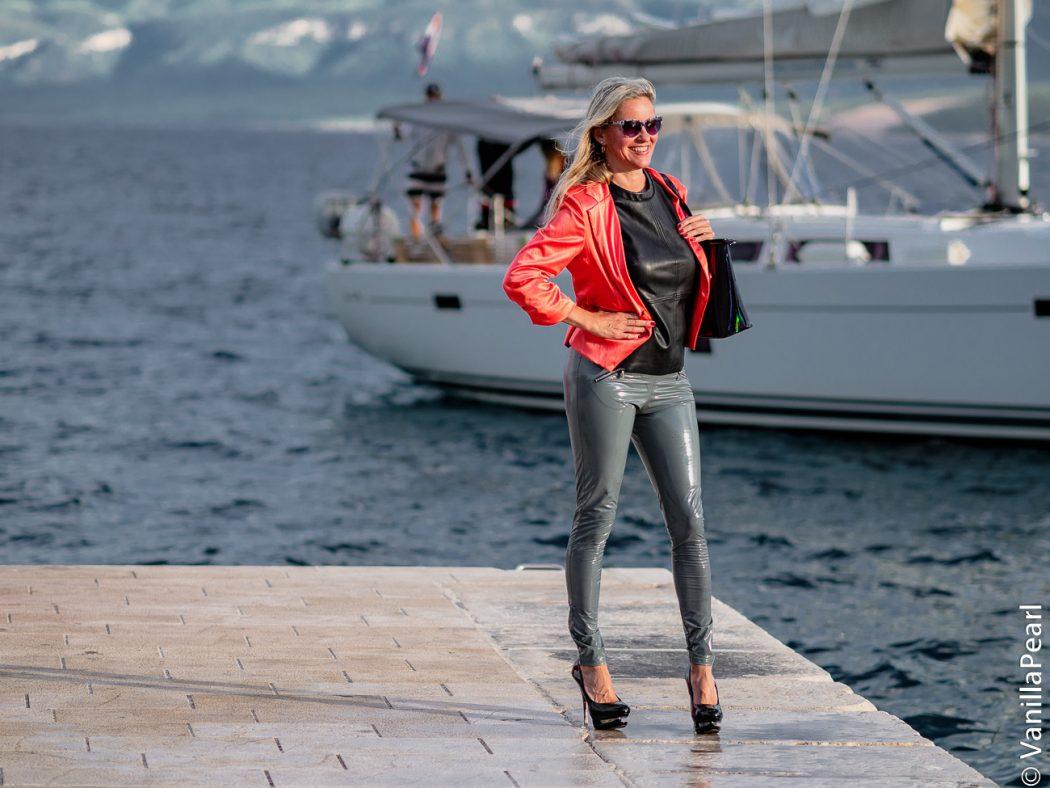 Christina in Bol Croatia