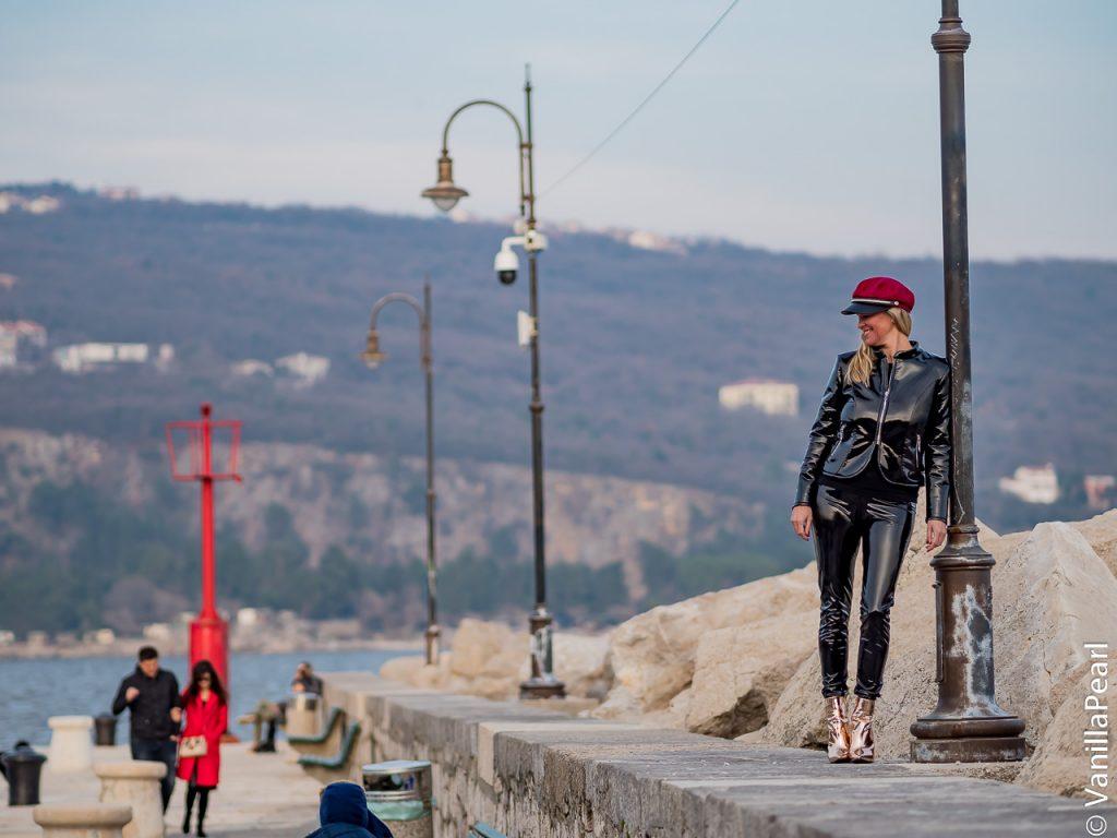 Christina in Volosko